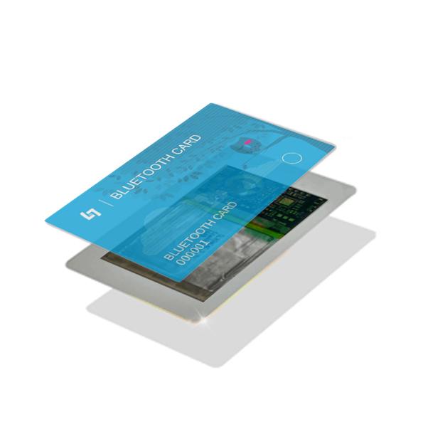 Active BLE Smart Card (Battery)